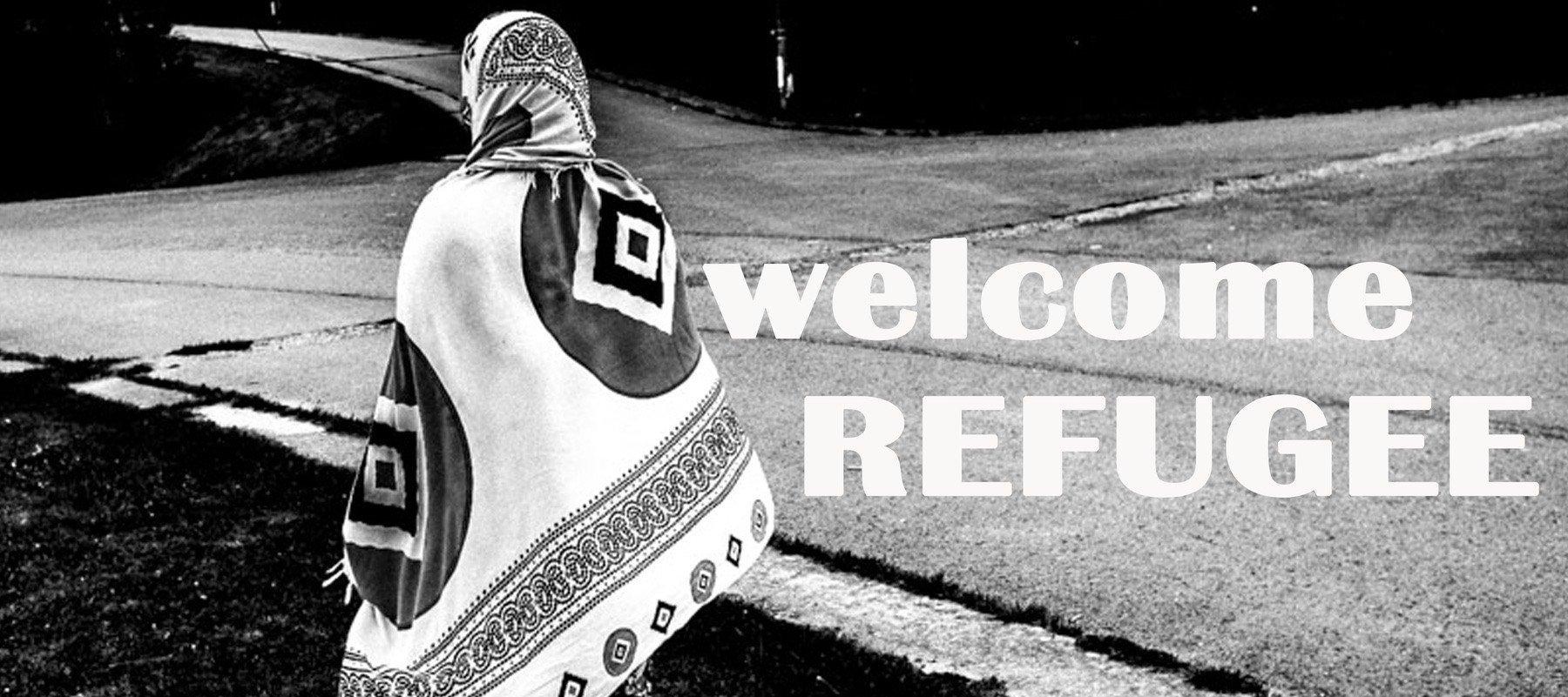 welcome Refugee